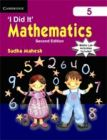 'I Did It' Mathematics 5: Book by Sudha Mahesh