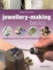 JEWELLERY-MAKING BASICS (English): Book by NICOLA HURST