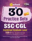 30 Practice Sets SSC Combined Graduate Level Pre. Examination: Book by Arihant Experts