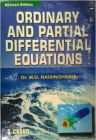 Ordinary and Partial Differential Equations: Book by M.D. Raisinghania