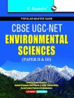 CBSE-UGC-NET Environmental Science (Paper II & III) Guide: Book by Dr. B.B. Singh & Ravindra Pandey
