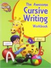 The awesome cursive writing work book (English) (Paperback)