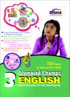 Olympiad Champs English Class 3 with 18 Mock Olympiad Tests CD