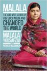 Malala: The Girl Who Stood Up for Education and Changed the World: Book by Malala Yousafzai