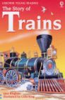 Usborne Young Reading: The Story Of Trains: Book by Jane Bingham