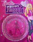 Barbie: Fabulous Fashion Activity Book