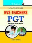 KVS - Teachers PGT Exam Guide: Book by RPH Editorial Board