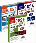 Crack CBSE AIPMT/ NEET Medical Entrance 2014 (set of 3 books - PCB) - 2nd Edition (Must for AIIMS/AFMC/JIPMER): Book by Disha Experts