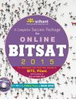 A Complete Success Package for Online BITSAT 2015 (With CD) (English) 6th  Edition