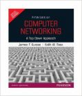 Computer Networking: A Top-Down Approach (English) 5th Edition (Paperback): Book by James F. Kurose