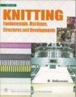 Knitting Fundamentals, Machines, Structures and Developments: Book by N. Anbumani