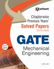 Chapterwise Previous Years' Solved Papers (2015-2000) GATE  Mechanical Engineering: Book by Lalit Jain