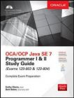 OCA/OCP JAVA SE7 PROG.I&II ST. 1st Edition: Book by SIERRA