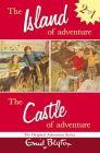 ADVENTURE SERIES: ISLAND/CASTLE: Book by Enid Blyton