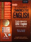 Oxford Communicative English Practical Material for CBSE English Communicative Class X: Book by  Kaul N