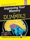 IMPROVING YOUR MEMORY FOR DUMMIES: Book by B. Arden John