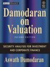 Damodaran on Valuation - Security Analysis for Investment and Corporate Finance: Book by Aswath Damodaran