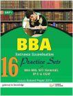 BBA (Entrance Examination - 16practice Sets) for BBA-BBS,SET(GENERAL), IP-U &  UGAT