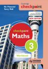 Cambridge Checkpoint Maths: Bk. 3: Workbook: Book by Ric Pimentel,Terry Wall
