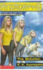 Animorphs #22 The Solution: Book by K. A. Applegate