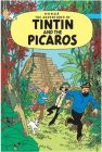 Tintin and the Picaros: Book by Herge