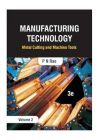 Manufacturing Technology : Metal Cutting and Machine Tools  Volume 2 : Book by P. N. Rao
