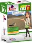 LAKSHYA NTSE - CLASS 10 (Study material + mock papers + motivational book & CD): Book by AIETS Experts