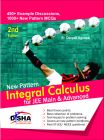 New pattern INTEGRAL CALCULUS for JEE Mains & JEE Advanced 2nd edition: Book by Er. Deepak Agarwal