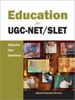Education: For UGC-NET/SLET: Book by Atlantic Research Division
