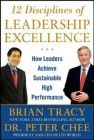 12 Disciplines of Leadership Excellence:Book by Author-Brian Tracy