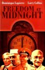 Freedom At Midnight (English) (Paperback): Book by Dominique Lapierre, Larry Collins