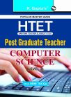 HTET--PGT Computer Science (Level 3) Exam Guide: Book by RPH Editorial Board