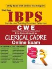 Study Guide IBPS CWE Clerical Cadre (Online Exam): Book by GKP