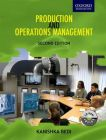 Production and Operations Management: Book by Kanishka Bedi