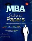 MBA SOLVED PAPERS (XAT,IIFT,SNAP,MAT,NMAT,IRMA,CMAT) Includes Online Mock Test