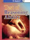 Test Of Reasoning Ability: Book by RPH Editorial Board
