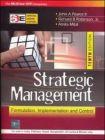 Strategic Management : Formulation, Implementation and Control (English) 10th Edition: Book by John A. Pearce, Richard B. Robinson, Amita Mital