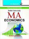 Delhi University M.A. Economics Entrance Test Guide: Book by RPH Editorial Board