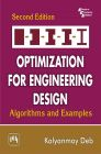 OPTIMIZATION FOR ENGINEERING DESIGN -Algorithms and Examples: Book by DEB KALYANMOY