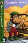 Read It Yourself Rumpelstilskin level 2 (English) (Hardcover): Book by Ladybird