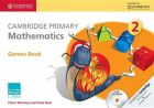 Cambridge Primary Mathematics Stage 2 Games Book [With CDROM] (English) (Paperback): Book by Janet Rees Cherri Moseley