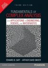 Fundamentals of Complex Analysis with Applications to Engineering, Science and Mathematics (English) 3rd  Edition