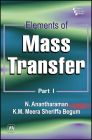 MASS TRANSFER : THEORY AND PRACTICE: Book by ANANTHARAMAN N.|BEGUM K. M. MEERA SHERIFFA