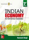 Indian Economy (English) 7th Edition: Book by Ramesh Singh