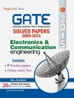 GATE Electronics & Cummunication Engineering - 2015 : Solved Papers (2000 - 2014) (English) 2015 Edition (Paperback): Book by GKP