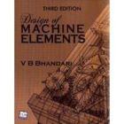 Design Of Machine Elements 3E: Book by V. B. Bhandari