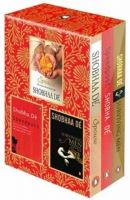 Shobhaa De Box Set : Spouse,Surviving Men,Speedpost:Book by Author-Shobhaa De
