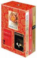 Shobhaa De Box Set : Spouse,Surviving Men,Speedpost: Book by Shobhaa De