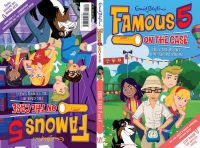Famous Five On The Case: Case Files 07 & 08: Book by Enid Blyton