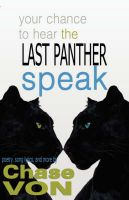 Your Chance to Hear The Last Panther Speak: Book by Jeffery Allen Howard